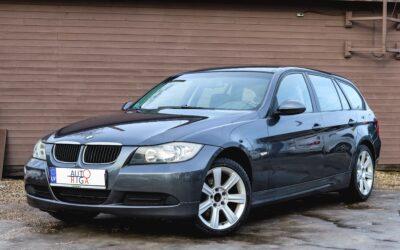 BMW 318 2008.gada
