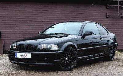 BMW 318 2002.gada