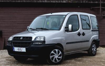 Fiat Doblo 2004.gada