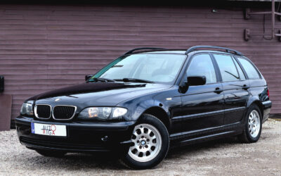 Bmw 316 2003.gada