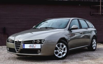 Alfa Romeo 159 2006.gada