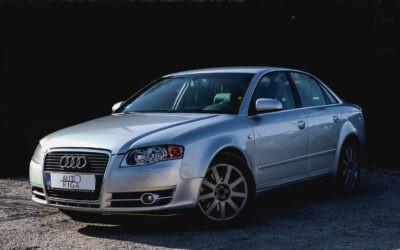 Audi A4 Quattro 2004.gada