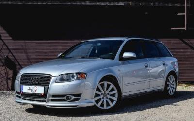 Audi A4 Quattro 2005.gada [Tikko ievests]