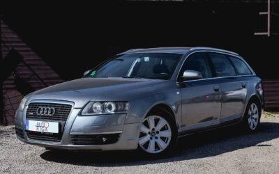 Audi A6 Quattro 2006.gada [Tikko ievests]