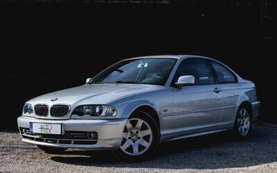Bmw 318 2003.gada