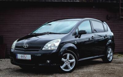 Toyota Corolla Verso 2007.gada [Tikko ievests]
