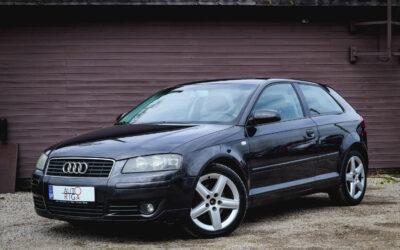 Audi A3 2004.gada [Tikko ievests]