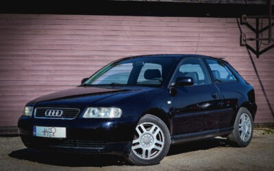 Audi A3 2001.gada