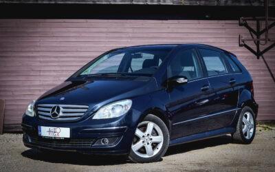 Mercedes B180 2007.gada [Tikko ievests]
