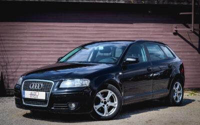 Audi A3 2007.gada