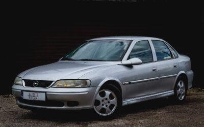 Opel Vectra 2000.gada