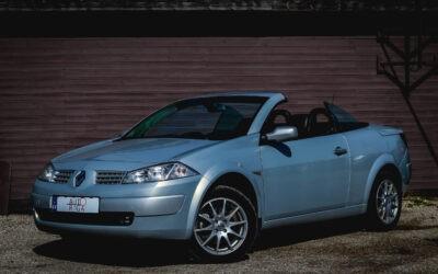Renault Megane 2004.gada