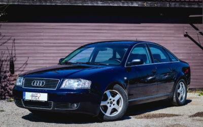 Audi A6 2001.gada