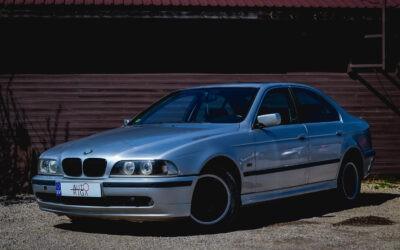 BMW 520 2002.gada