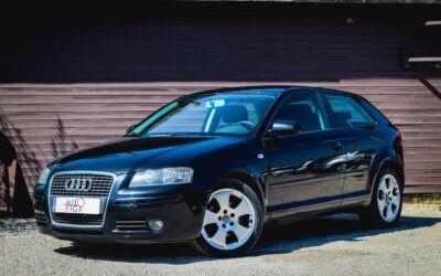 Audi A3 2006.gada [Tikko ievesta]
