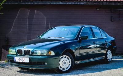 Bmw 525 2002.gada