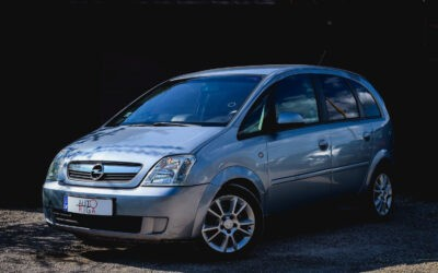 Opel Meriva 2010.gada