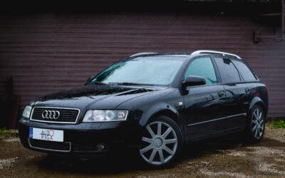 Audi A4 2003.gada