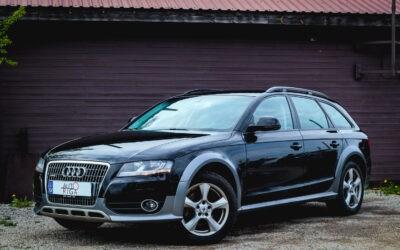 Audi A4 Allroad 2010.gada [Tikko ievests]