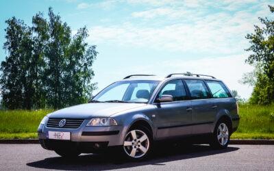 Vw Passat B5 2004.gada