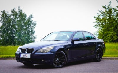 BMW 530 2004.gada