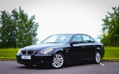 BMW 530 2003.gada