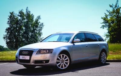 Audi A6 2005.gada [Tikko ievests]