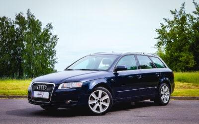 Audi A4 2005.gada [Tikko ievests]