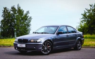 BMW 320 2002.gada