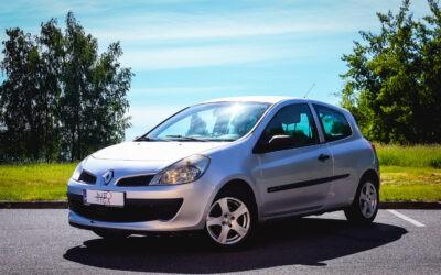 Renault Clio 2006.gada