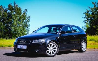 Audi A3 2005.gada [Tikko ievests]