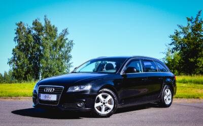Audi A4 2008.gada [Tikko ievests]