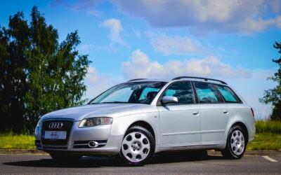 Audi A4 2006.gada [Tikko ievests]