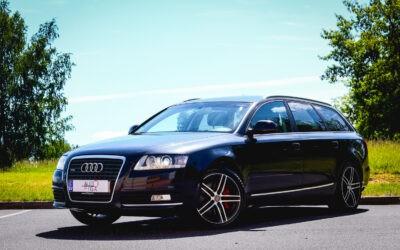 Audi A6 2010.gada