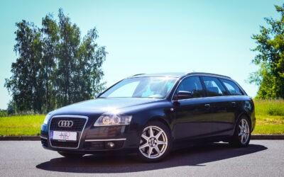 Audi A6 2006.gada