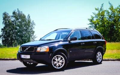 Volvo XC90 2004.gada [Tikko ievests]