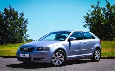 Audi A3 2003.gada
