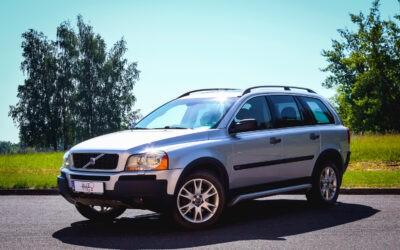 Volvo XC90 2004.gada