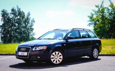 Audi A4 2005.gada