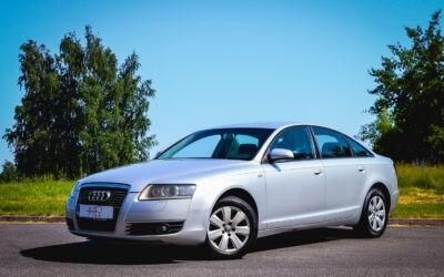 Audi A6 2008.gada [Tikko ievests]