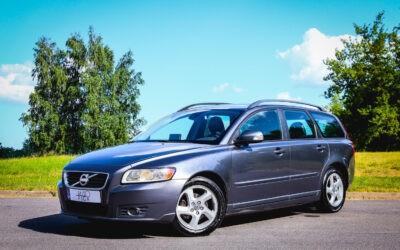 Volvo V50 2011.gada [Tikko ievests]