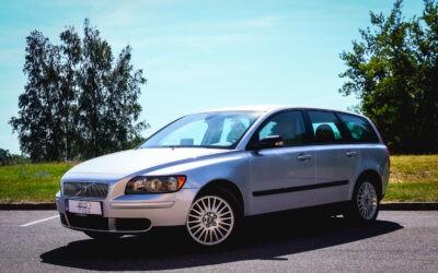 Volvo V50 2005.gada [Tikko ievests]