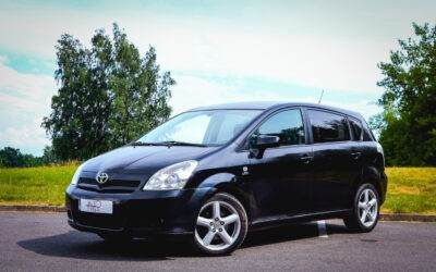 Toyota Corolla Verso 2007.gada
