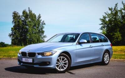 BMW 316d 2014.gada [Tikko ievests]