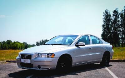 Volvo S60 2007.gada [Tikko ievests]