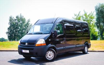 Renault Master 2006.gada