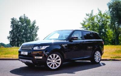 Range Rover Sport 2014.gada