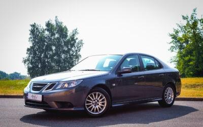 Saab 9-3 2010.gada [Tikko ievests]