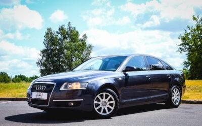 Audi A6 2005.gada