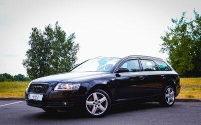 Audi A6 2008.gada